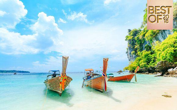 Dewa Phuket Resort 5* et extension possible � Khao Lak