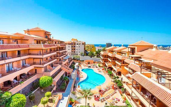 Espagne Santa Cruz de Tenerife - Hôtel Coral Alisios à partir de 73,00 € - Santa Cruz de Tenerife -