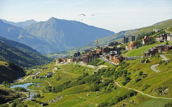 Multi-loisirs pour toute la famille en Savoie