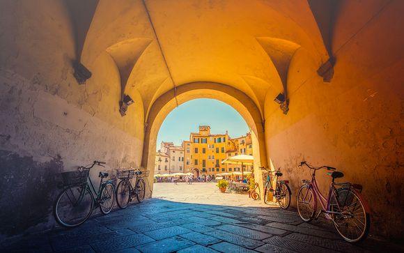Rendez-vous... à Lucca