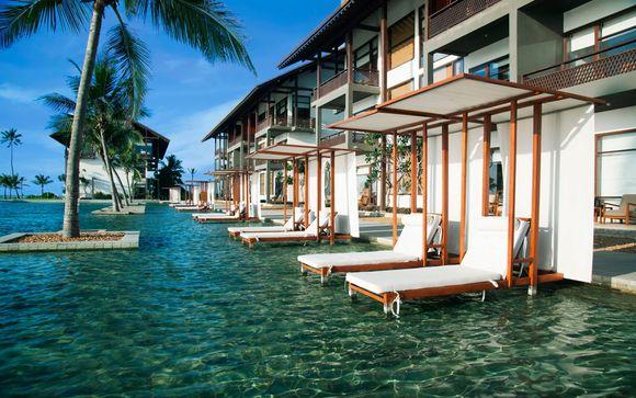 Hôtel Anantaya Resort & Spa Chilaw 4* et séjour possible à Dubaï