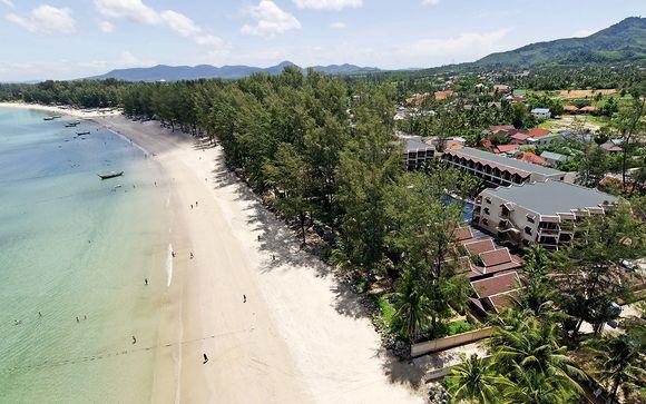 Poussez les portes de votre club Jet Tours Phuket 4*