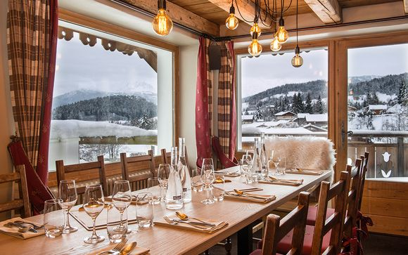 Les Roches Sweet Hotel And Spa 4 Megeve Jusqu A 70 Voyage