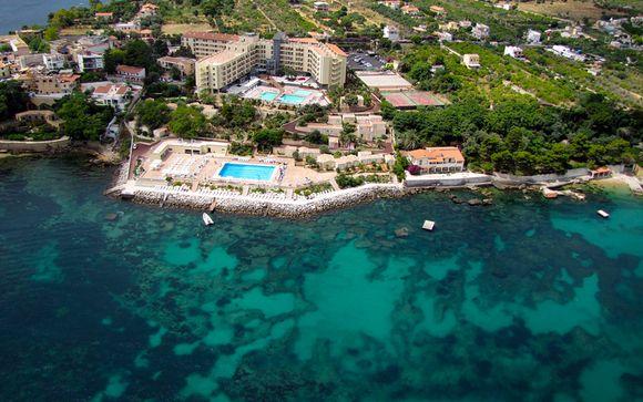Poussez les portes de votre hôtel 4* à Palerme