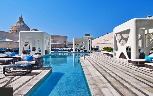 Votre extension au V Hotel Curio Collection 5* à Dubaï (offre 2)