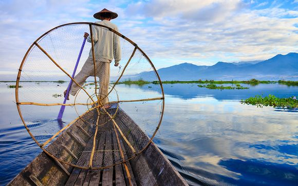 Suivez-nous... en Birmanie