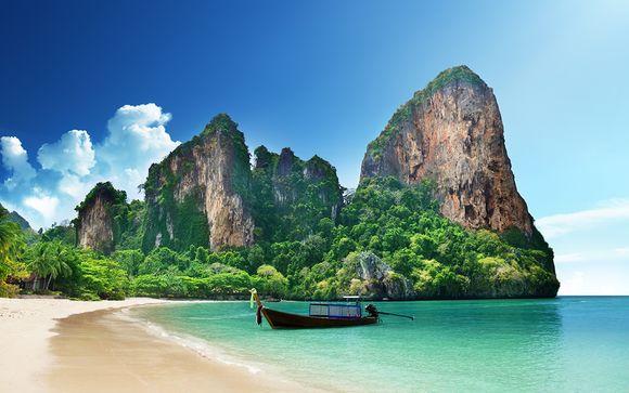 Paradis insulaire en mer d'Andaman en classe Affaires