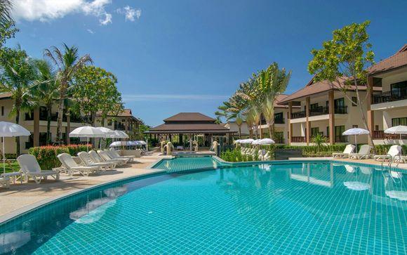 H�tel The Leaf Oceanside 4* et extension possible � Bangkok