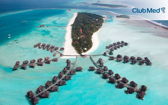 Combin� H�tel Grand Hyatt 5* et Club Med Village Kani 4*