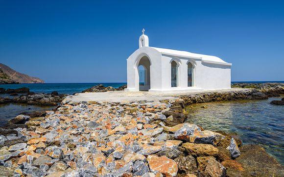 Rendez-vous... en Crète et à Rhodes
