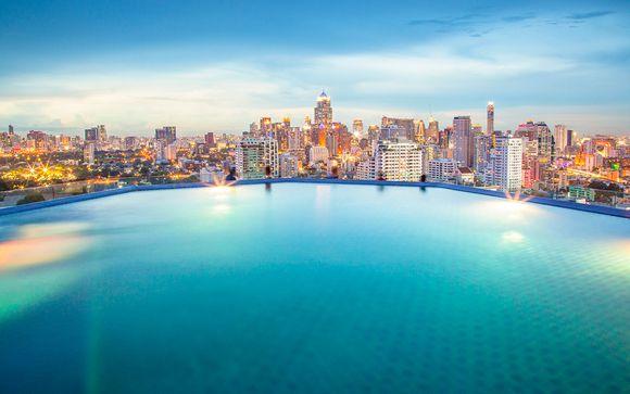 Combiné Column Bangkok 4* et Metadee Resort & Villas Phuket 5*