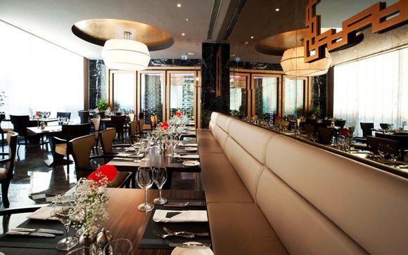 Poussez les portes de l'hôtel Radisson Blu Pera 5* à Istanbul