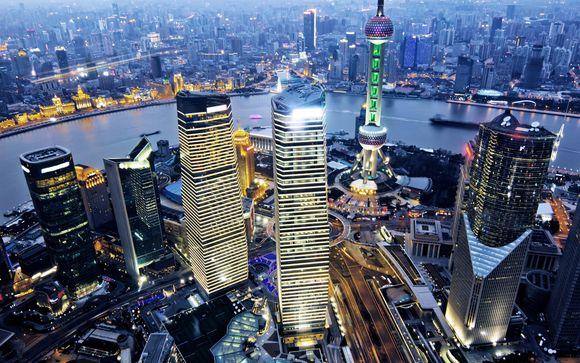 Rendez-vous... à Shanghai et à Hong Kong