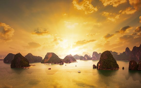 Circuit Lotus du Vietnam