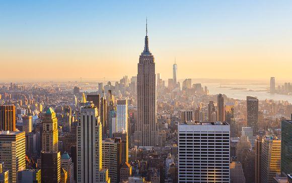 Votre pré-extension possible à New-York (avec l'offre 2)