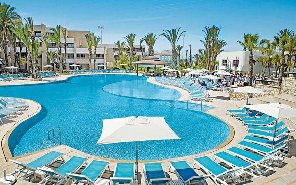 Poussez les portes de l'hôtel Labranda Les Dunes d'Or 4*