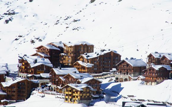 Chalet Altitude Val Thorens 5*