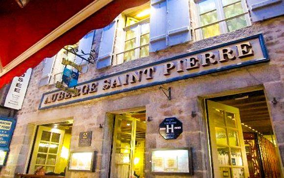 Poussez les portes de votre Auberge Saint Pierre