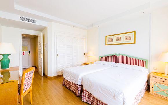Poussez les portes de l'hôtel Torrequebrada 4*