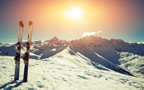 Séjour tout confort au pied des montagnes