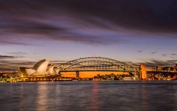 Autotour Merveilles d'Australie avec Qantas