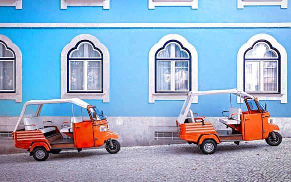 Portugal Lisbonne - Lutecia Smart Design Hotel 4* à partir de 88,00 €