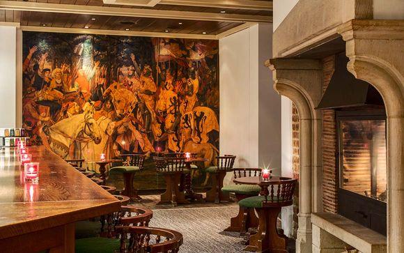 Hôtel NH Brugge 4*