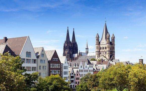 Rendez-vous... à Cologne