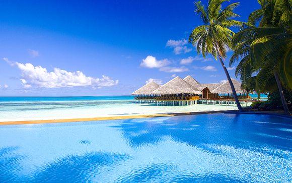 Hôtel Medhufushi Island Resort et séjour possible à Dubaï