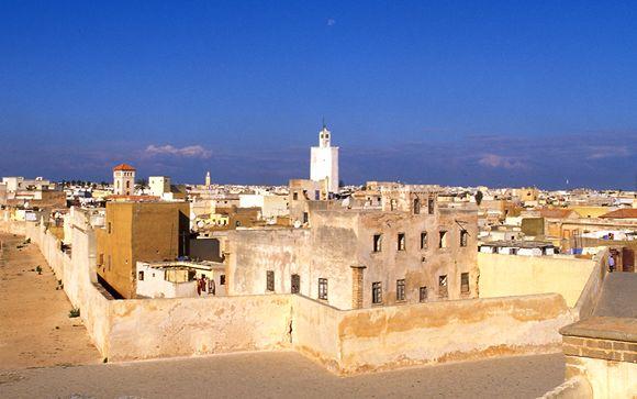 Suivez-nous... au Maroc