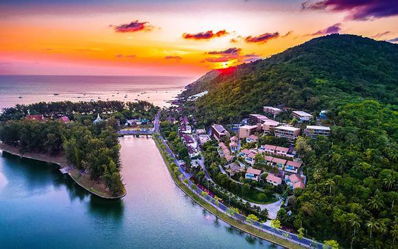 Combiné 3 hôtels : Sunsuri Phuket, Sentido Khao Lak, Shellsea Krabi - 5* / Ou séjour au Shellsea Krabi 5*