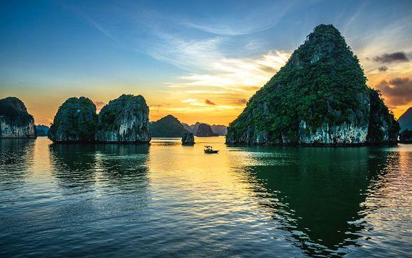Circuit d'exception Mosaïque du Vietnam