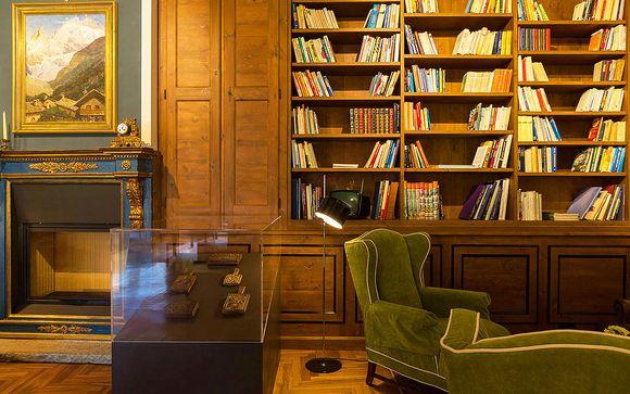 Poussez les portes de votre Hôtel Duca d'Aosta 4*