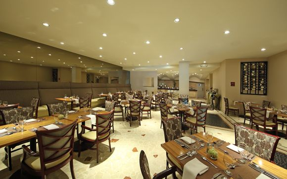 Poussez les portes de l'hôtel Crowne Plaza Panama City 4*