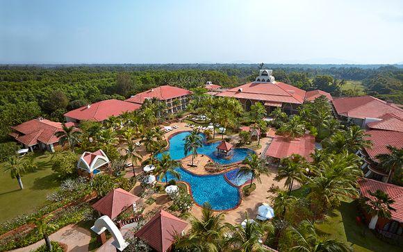 Extension au Caravela Beach Resort 5*