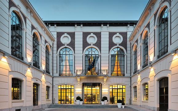 Hôtel Les comtes de Méan 5*