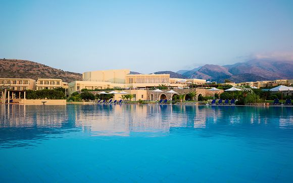 Kalimera Kriti Hotel Village Resort 5*
