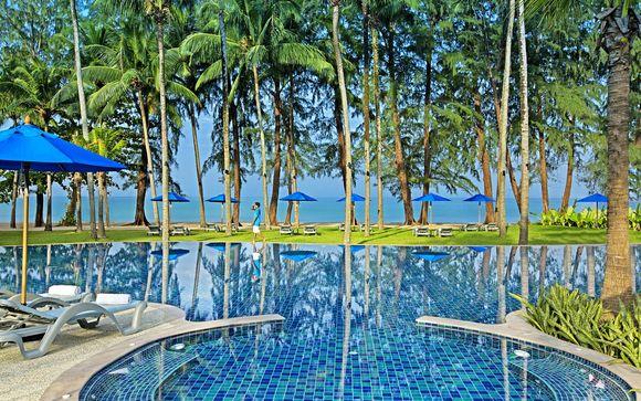 Combiné Hôtels 4* Manathai Khao Lak, Koh Yao Yai Village et Samui Buri Resort