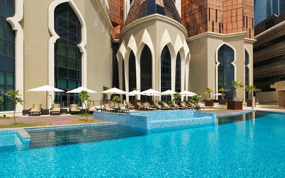 Hôtel Bab Al Qasr 5*