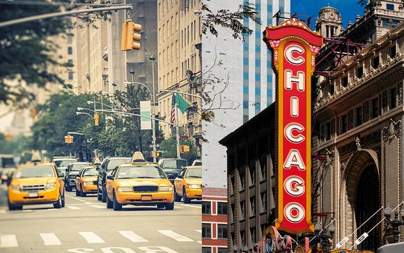 Combiné 4* Gregory Hotel New York et Freehand Chicago
