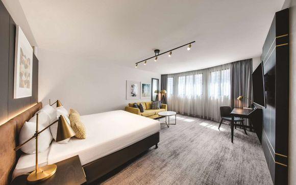 Poussez les portes de votre hôtel à Sydney