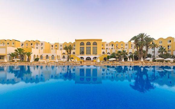 Poussez les portes de votre Hôtel Castille Djerba 4*