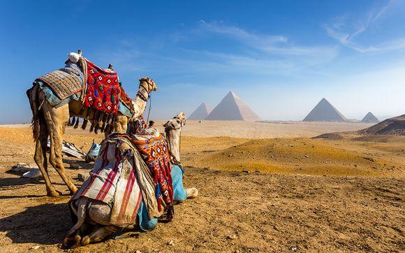 Croisi�re Grandeur des Pharaons avec visite du Caire 5*