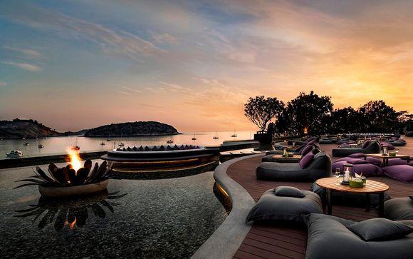 Hôtel The Nai Harn Phuket 5* avec Emirates