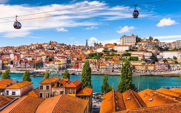 Portugal Porto - Hôtel Black Tulip 4* à partir de 88,00 € (88.00 EUR€)