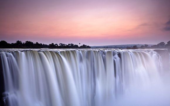 Royal Livingstone Victoria Falls Zambia Hotel by Anantara 5*