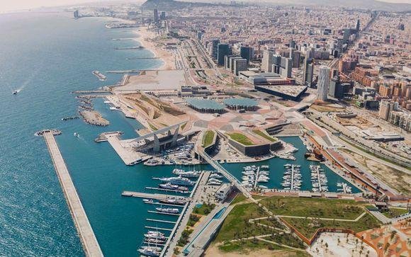 Zoom sur votre programme 8 jours / 7 nuits au départ de Barcelone