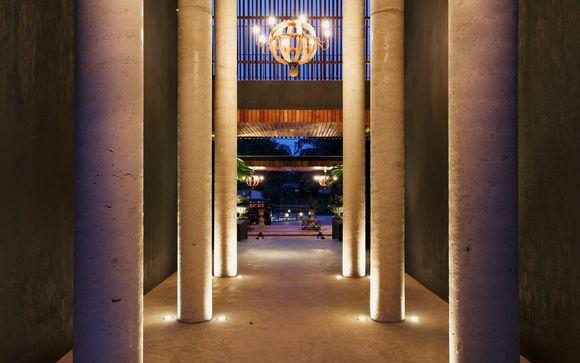 Poussez les portes de l'hôtel The Waters 4* à Khao Lak