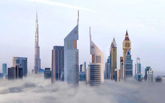 Hôtel Jumeirah Emirates Towers 5*