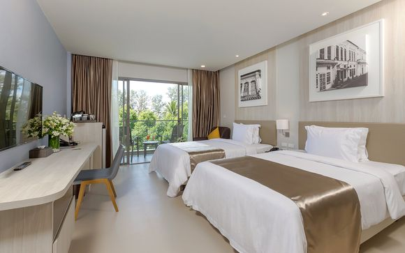 Poussez les portes de l'hôtel X10 Khao Lak Resort 5*